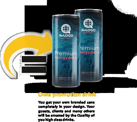 energy drink eigene marke